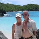 Cindy Colbert and Glen COlbert
