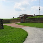 Fort McHenry Front Gate