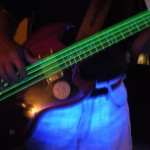 Green Bass Strings