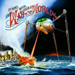 Cover art for Jeff Wayne's War of the Worlds